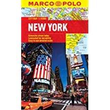 New York Marco Polo City Map (Marco Polo City Maps)
