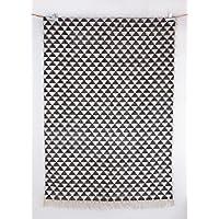 India Handblock cotone stampato 4