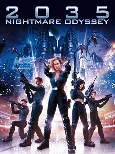 2035 Nightmare Odyssey - Hollywood Figur Kostüm