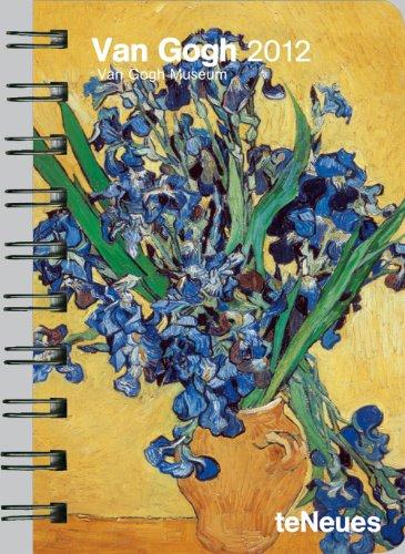 2012 Vincent Van Gogh Pocket Deluxe Diary