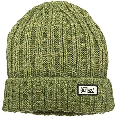Hurley, Berretto Uomo, Verde (Carbon Green), Taglia unica