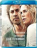 Diré Tu Nombre - BD VTA [Blu-ray]
