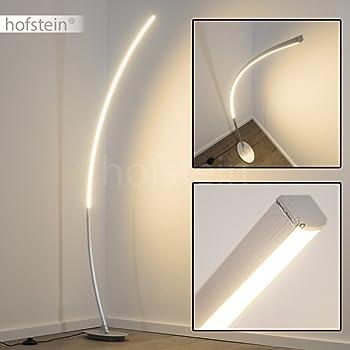 Lampada da Terra Design Moderno- Luce Bianca Calda ideale come ...