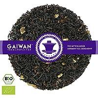 """N° 1190: Tè nero biologique in foglie """"Limone"""" - 100 g - GAIWAN® GERMANY - tè in foglie, tè bio, tè nero dall'India, tè nero dalla Cina, tè cinese, limone"""