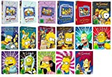 Die Simpsons - Staffel/Season 1+2+3+4+5+6+7+8+9+10+11+12+13+14+15+16+17 * DVD Set
