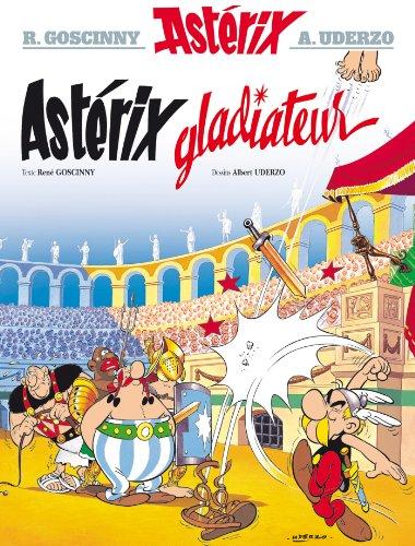 Livre gratuits Astérix - Astérix gladiateur - nº4 pdf, epub ebook