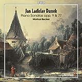 Piano Sonatas / Klaviersonaten Op. 9 & 77