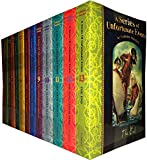 A Series of Unfortunate Events Collection 13 Books Set Pack RRP71.88 Bad Beg...