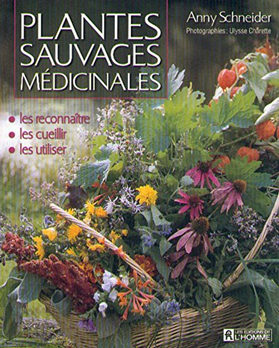 PLANTES SAUVAGES MEDICINALES LES RECONNAITRE LES CUEILLIR LES UTILISER par Collectif