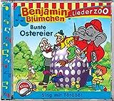 Songtexte von Benjamin Blümchen - Liederzoo: Bunte Ostereier