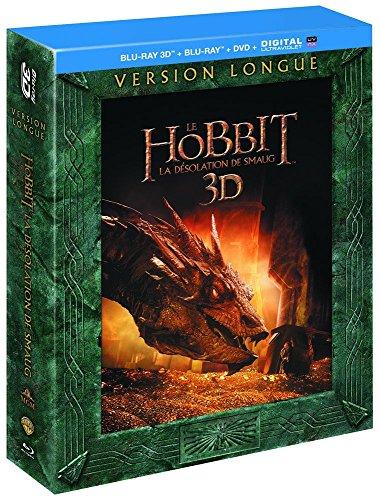 The hobbit 2 : la désolation de smaug [Edizione: (Pace Lilly)