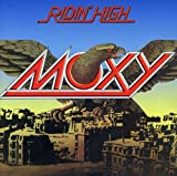 Songtexte von Moxy - Ridin' High