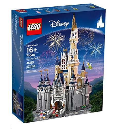 LEGO Disney 71040 – Il Castello Disney