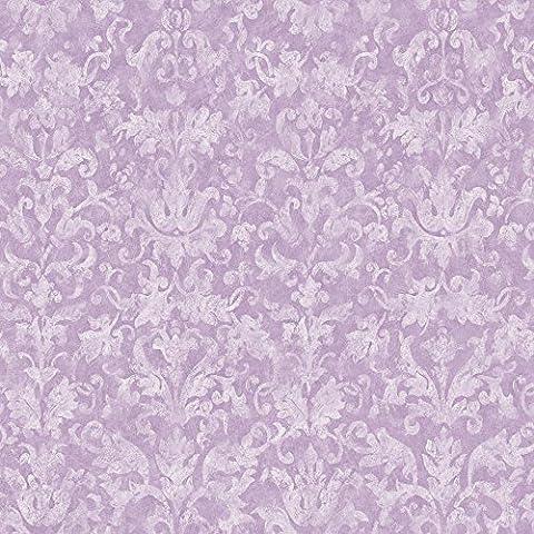 PEEK-A-Boo papel pintado del damasco apenado
