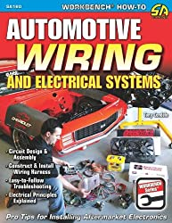 Automotive Wiring and Electrical Systems (Sadesign) (Workbench Series)