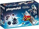 Playmobil 6197 Space Satellite Meteoroid Laser and Destroyable Meteor