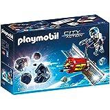 Playmobil - Satélite con láser para los meteoritos (61970)