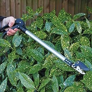 Longue poignée Coupe & Main Sécateur de jardin Branche d'arbre poignée pistolet