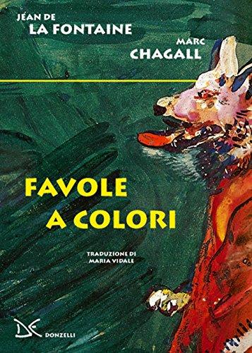 Favole a colori di Jean de La Fontaine