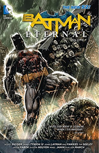 (Batman Eternal Vol. 1 (The New 52))