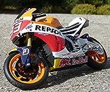 RC Motorrad HONDA REPSOL RC213V Marc Marquez in 1:9 'Ferngesteuert 27MHz'