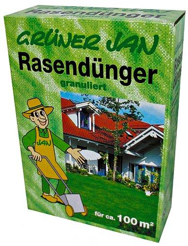 Grüner Jan Spezial Rasendünger 3kg