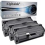 3 Toner Alphaink Compatibile con Samsung MLT-D111 versione da 1800 copie per stampanti Samsung SL M2020 M2020W M2022W…