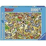 Ravensburger - Astérix, caza del jabalí, puzzle de 1000 piezas (19163 5)