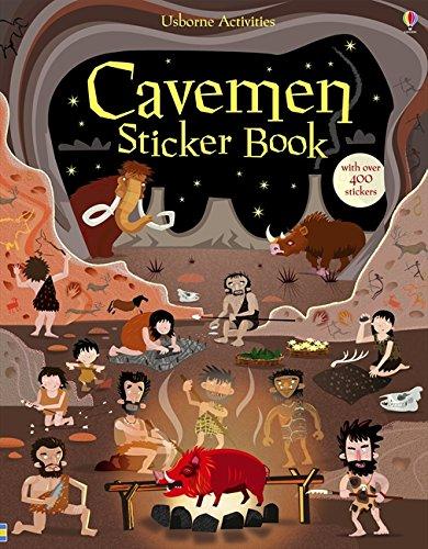 Caveman Sticker Book (Sticker Books)