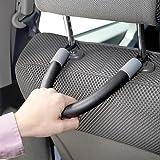 Great Ideas - Auto Kopfstützen Griff 2er Set Mobilitätshilfe für Einfachen Rücksitz Einstieg