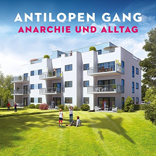Anarchie und Alltag + Bonusalbum Atombombe auf Deutschland (3LP+2CD) [Vinyl LP] Gang Box
