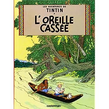 Les Aventures de Tintin, Tome 6 : L'oreille cassée : Mini-album