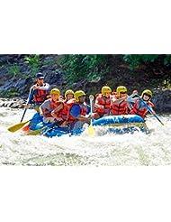 Geschenkgutschein: Isar-Rafting für Einsteiger