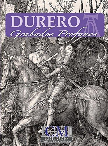 LIBRO DE ESTUDIOS GRABADOS PROFANOS Y SACROS: DE ALBERTO DURERO (COLECCIÓN ALBERTO DURERO)