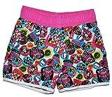 Badehose / Badeshorts / Shorts - Monster High - Größe 8 bis 9 Jahre - Gr. 134 bis 140 - für Mädchen Kinder Badepants oder Hotpants - kurze Hose - Pants Bermudashorts Vampir Puppen
