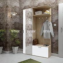 Amazon.it: mobili ingresso moderno con specchio