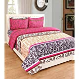Bedsheets By Pahwa's House|Double Bedsheets Cotton|bedsheets With Pillow Cover Combo|bedsheets Plain Double King Size|bedsheet In 70% Discount| 5d Bedsheets|bedsheets With 2 Pillow Covers - B07FDWPLLC