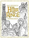 Das offizielle »Der Herr der Ringe«-Ausmalbuch