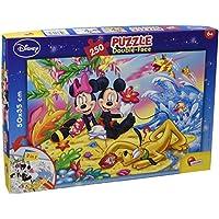 Puzle dwustronne 250 Mickey - Peluches y Puzzles precios baratos