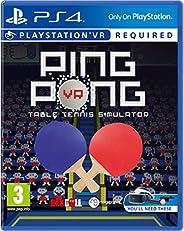 Ping Pong VR - Table Tennis Simulator (Tischtennis) (PlayStation VR)