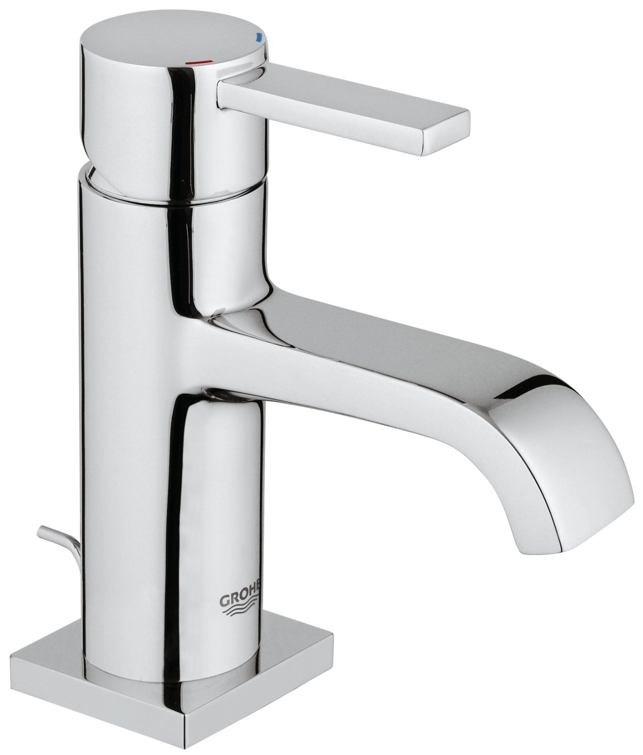 Grohe mitigeur lavabo allure 32757000 (import allemagne): amazon ...