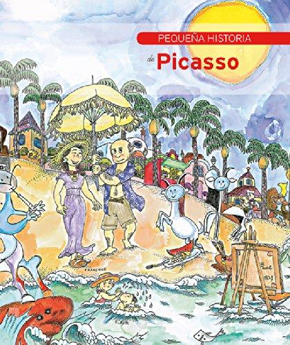 Pequeña historia de Picasso: 4 (Petites històries) por Fina Duran i Riu