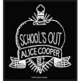 Aufnäher Patch - Alice Cooper Schools Out