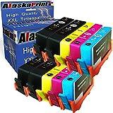 10er Set Druckerpatronen kompatibel für HP 903 XL 903XL Multipack für HP Officejet Pro 6860 Series 6868 6950 6960 6970 6975 6900 Series All-in-One Schwarz Black BK Cyan Magenta Gelb Drucker Tinte Patrone Tintenpatronen