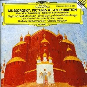 Moussorgsky : Tableaux d'une Exposition