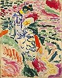 Berkin Arts Henri Matisse Giclée Papier d'art Impression Ouvrages d'art La Peinture Affiche La Reproduction(La Japonaise Femme Au Bord De l'eau)