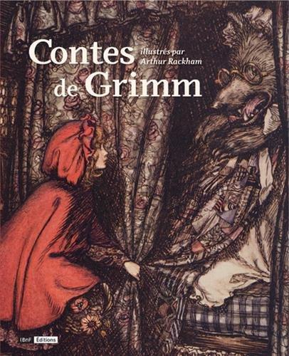 Contes de Grimm illustrés par Arthur Rackham