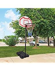 Generic dyhp-a10-code-4696-class-1-- sobre ruedas. Els soporte ajustable ble S libre de pie ckboard baloncesto neto aro sketb tablero con TANDING–-dyhp-uk10–160819–2555
