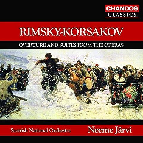 Rimsky-Korsakov: Overture and Suites from the Operas
