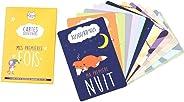 Cartes photos souvenirs bébé, les cartes étapes pour les premières fois de bébé (cadeau de naissance, babyshower.)